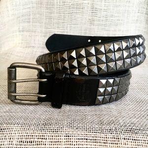Harley Davidson Genuine Leather Belt & Buckle
